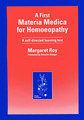 A First Materia Medica for Homoeopathy/Margaret Roy