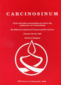Carcinosinum (english)/VZW Centrum voor Homeopathie