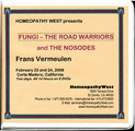 Fungi - The Road Warriors and The Nosodes/Frans Vermeulen