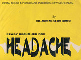 Ready Reckoner for Headache/A. Sethi