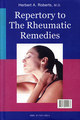 Repertory to The Rheumatic Remedies/Herbert Alfred Roberts