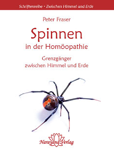 Peter Fraser: Spinnen in der Homöopathie