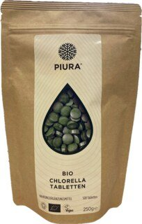: Chlorella Tabletten Bio Green Origins - 250 g