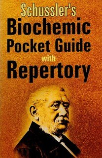 Biochemic Pocket Guide with Repertory, Schussler