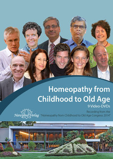 Complete Set - Homeopathy Congress 2014 : Homeopathy  from Childhood to Old Age  - ca 9 DVDs, Resie Moonen / Jonathan Hardy / Dr. Sunirmal Sarkar / Alok Pareek / Rosina Sonnenschmidt / Jean-Lionel Bagot / Heiner Frei / Heidi Brand / Norbert Groeger / Michal Yakir