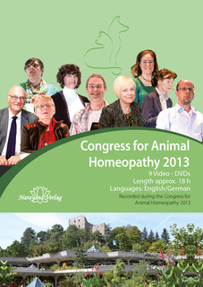 Congress for Animal Homeopathy - The Second Veterinary Congress on DVD - 9 DVD's, Tim Couzens / Christiane P. Krüger / Gertrud Pysall / John Saxton / Sue Armstrong / Dominique Fraefel / Gilberte Favre / Rosina Sonnenschmidt / Anke Henne