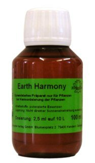 Earth Harmony, Homeoplant