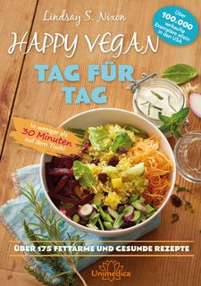 Happy Vegan Tag für Tag - E-Book, Lindsay S. Nixon