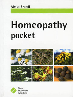 Homeopathy pocket - Imperfect copy, Almut Brandl