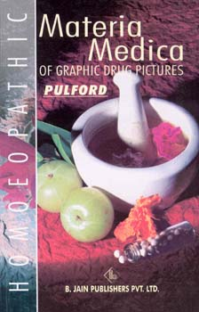Homoeopathy Materia Medica of Graphic Drug Pictures, Alfred Pulford