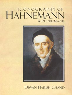 Iconography of Hahnemann - Imperfect copy, Diwan Harish Chand
