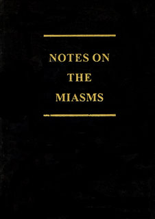 Notes on the Miasms, Proceso Sanchez Ortega
