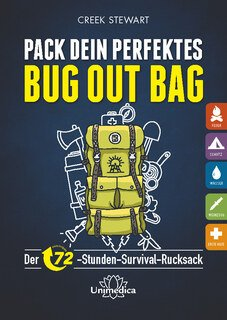 Pack dein perfektes Bug out Bag, Creek Stewart