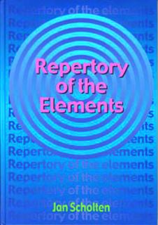 Repertory of the Elements, Jan Scholten