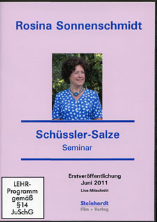 sch ssler salze seminar 10 dvd 39 s rosina sonnenschmidt narayana verlag. Black Bedroom Furniture Sets. Home Design Ideas