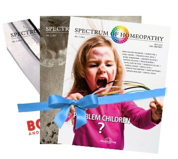 Set - Spectrum of Homeopathy - eBook 2015, Narayana Verlag