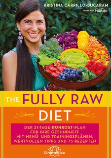 The Fully Raw Diet, Kristina Carrillo-Bucaram