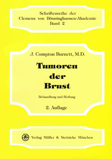 Tumoren der Brust, James Compton Burnett