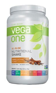 Vega One all-in-one Nutritional Shake - Vanille Chai, Dose 874 g