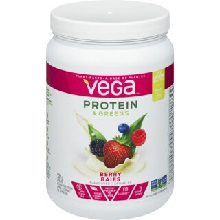 Vega Protein & Greens - Berry flavor Dose - 609 g