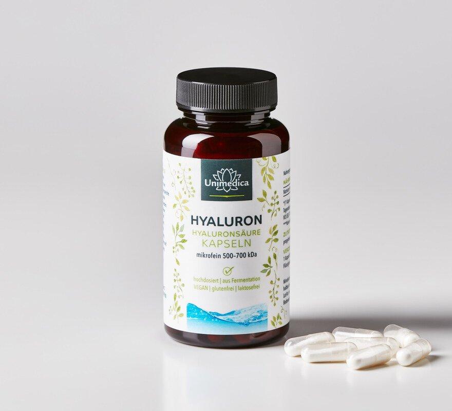Hyaloron Kapseln