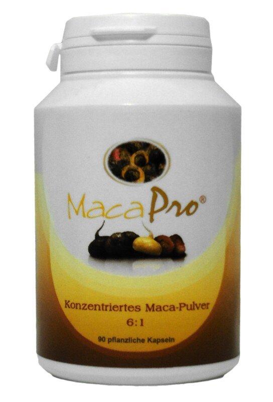 maca pro kapseln bio konzentriertes pulver aus der dunklen maca wurzel 90 kapseln aus. Black Bedroom Furniture Sets. Home Design Ideas