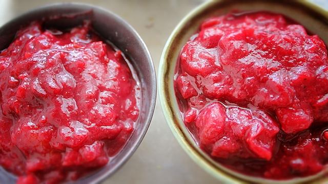 festliche cranberry sauce ganz ohne zucker narayana verlag hom opathie naturheilkunde. Black Bedroom Furniture Sets. Home Design Ideas